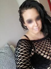 Kurvige Lilly, sexy BBW