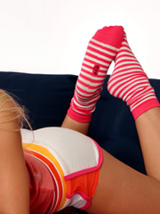 Lina, 18 Jahre junge Sie aus Wiesbaden für M oder W