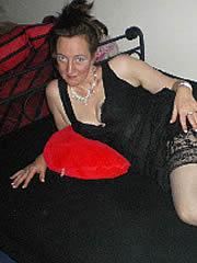 Patty sucht eine ernsthafte Sexbeziehung und einen Feinschmecker
