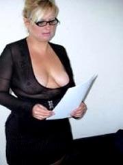 Diskrete Fussfetisch Frau, 54 Jahre