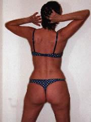 ü50 Frau, sportlich, sucht anonym interesante Herren